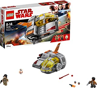 LEGO Star Wars Episode VIII: Resistance Transport Pod Costruzioni