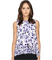 Kate Spade New York - Hydrangea Double Layer Tank Top