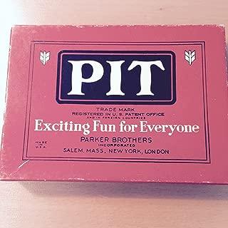 pit game vintage