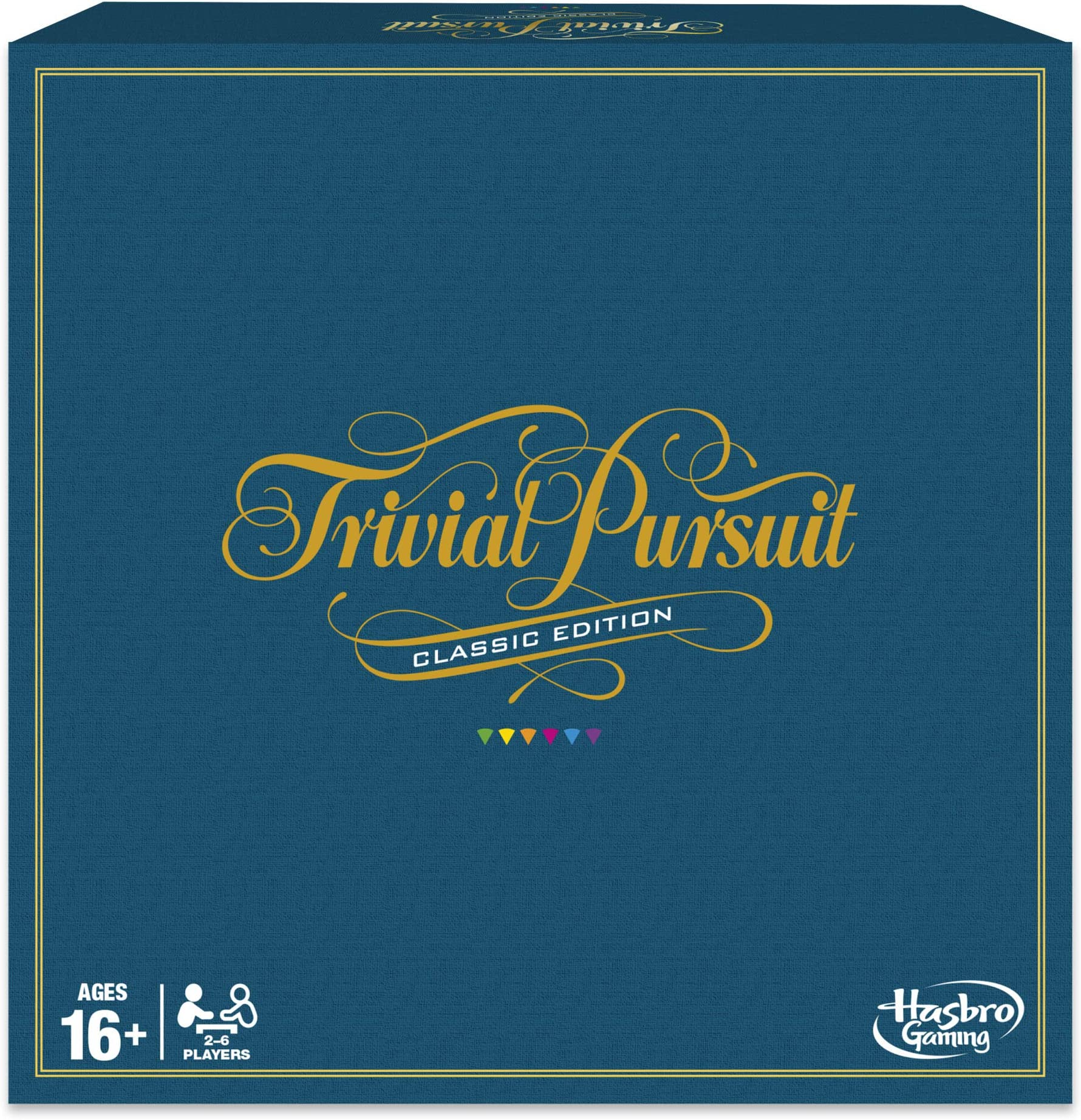 Vintage Trival Pursuit Genius Edition