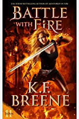 Battle With Fire (Demon Days, Vampire Nights World Book 11) Kindle Edition