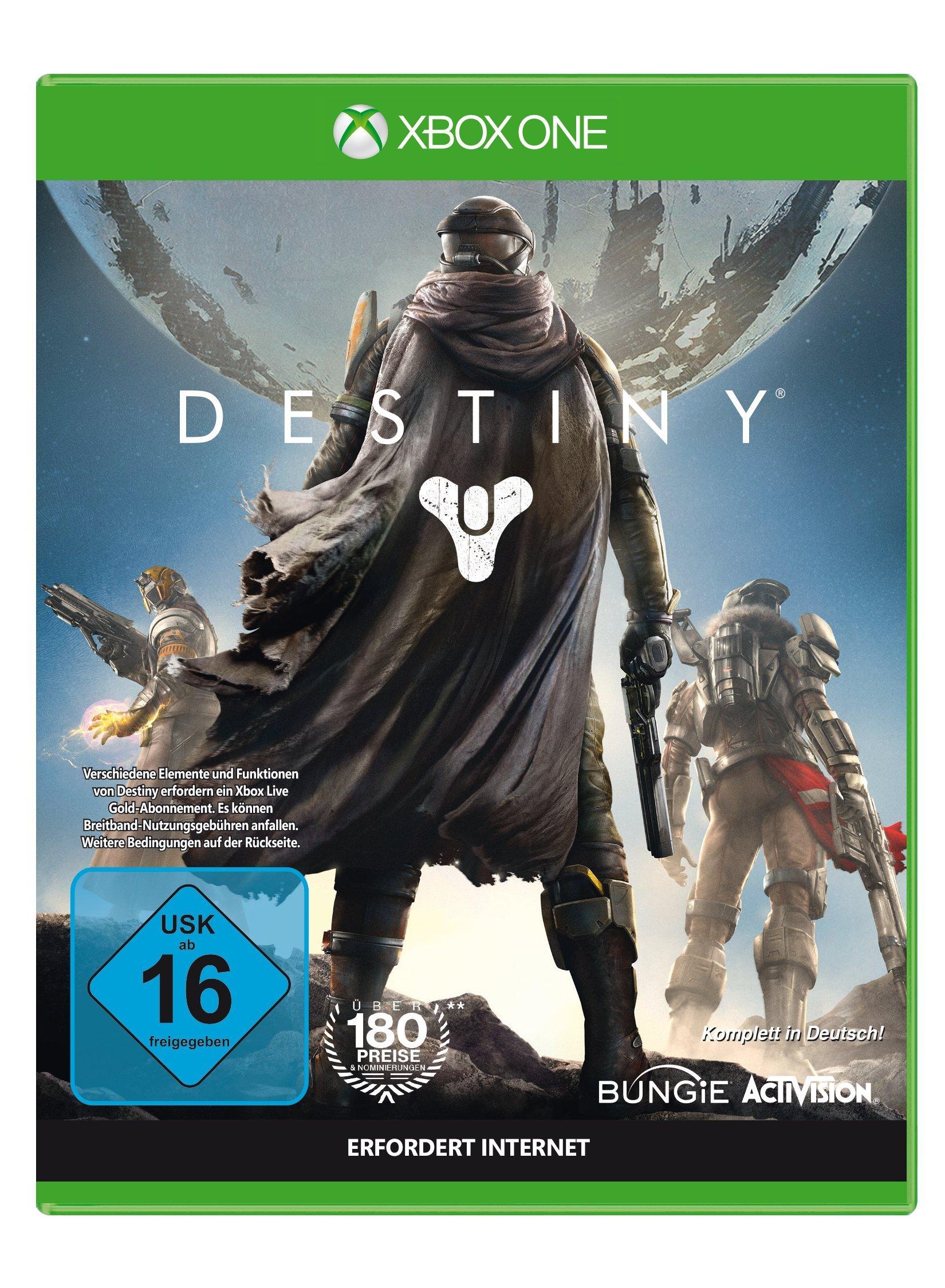 Activision Destiny, Xbox One Básico Xbox One Alemán vídeo - Juego ...