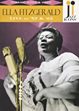 Jazz Icons: Ella Fitzgerald Live in '57 and '63