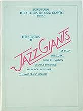 The Genius of Jazz Giants, Book 4