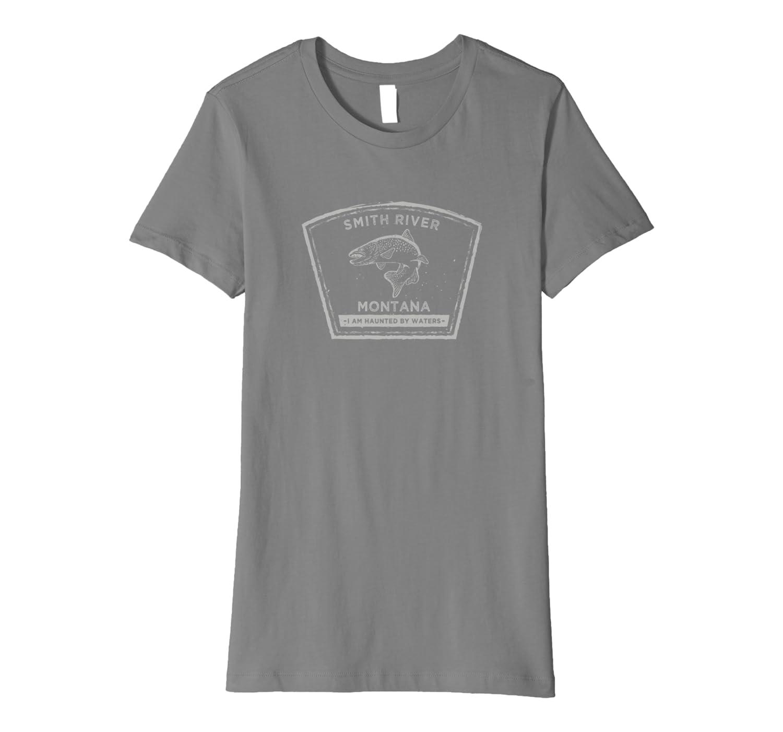 Smith River Montana PREMIUM Fly Fishing Shirt Unisex Tshirt