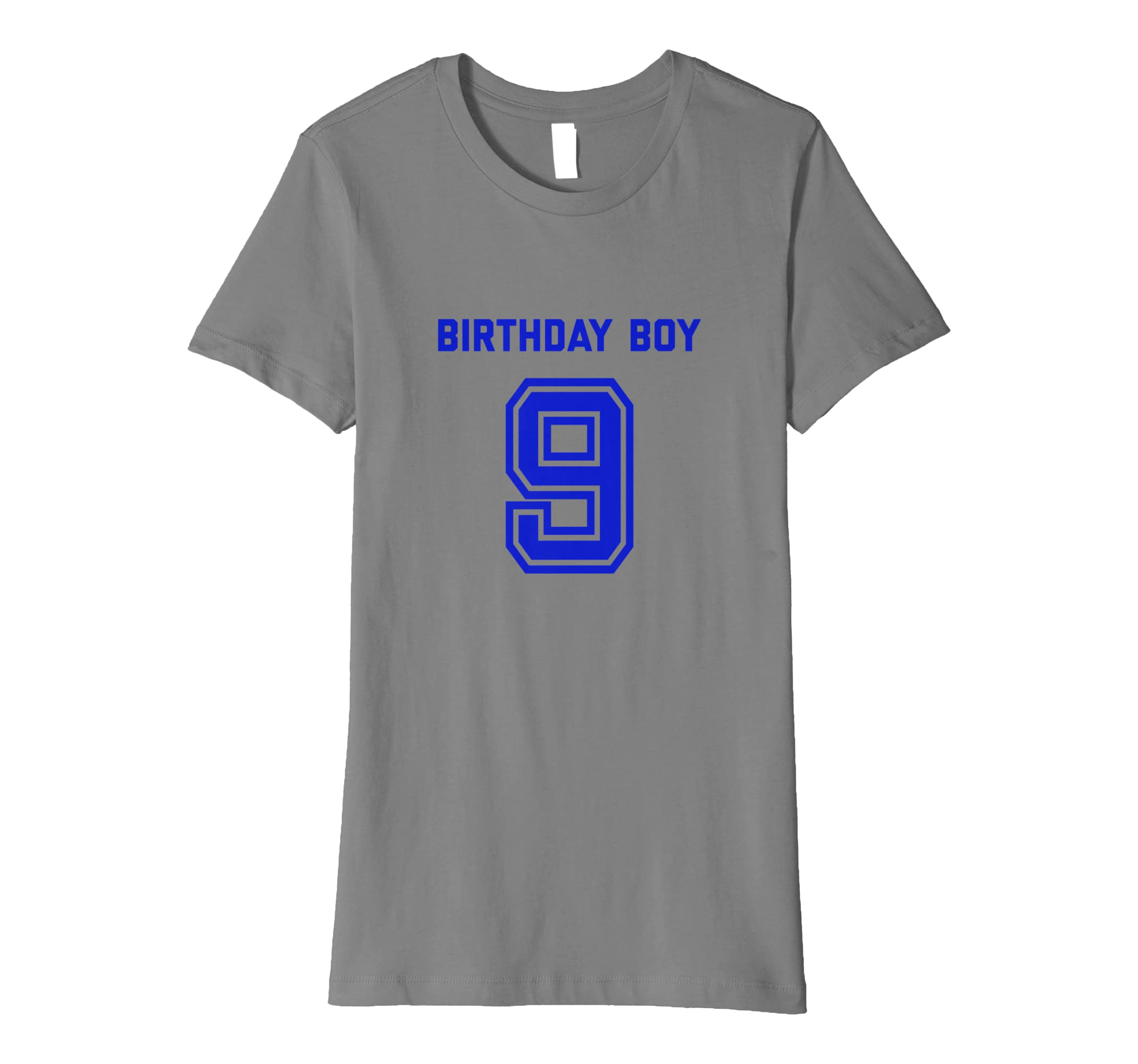 9th Birthday Shirt Gift Age 9 Year Old Boy Tshirt Boys Tee Amazoncouk Clothing