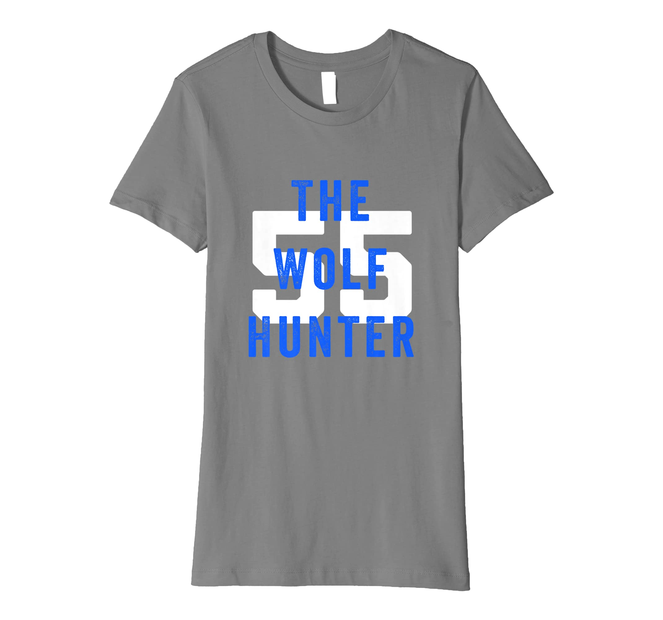 official photos 41f3d 42dc7 Amazon.com: The Cowboys wolf Hunter Vander esch t-shirt ...