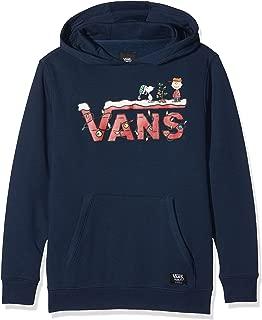Vans x Peanuts Boys Holiday Hoodie Blue VN0A36WMLKZ