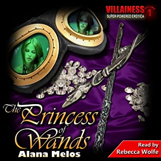 The Princess of Wands: Villainess, Book 3