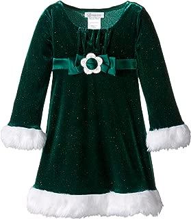 Best bonnie jean green santa dress Reviews