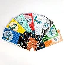 3Doodler Start Refill Plastic Bundle, 8 Pack,  Compatible with Start 3D Pen for Kids