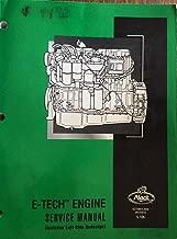 Mack Trucks E-Tech Engine Service Repair Manual (Includes Leftside Redesign)