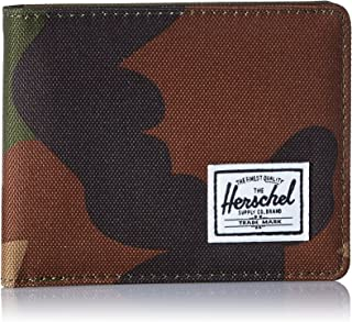 Men's Roy RFID Wallet, Woodland Camo, One Size