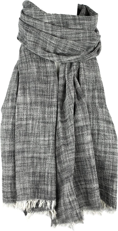 Evolatree Cotton Linen Scarf For Women Lightweight Fashion Scarves Evening Wrap - 76 x26 Inch