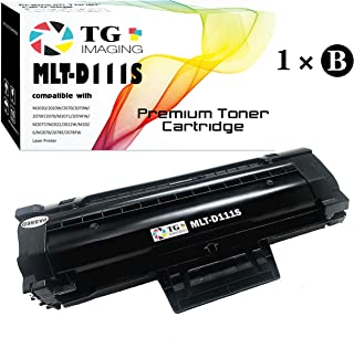 TG Imaging Compatible Toner Replacement for Samsung MLT-D111S (Black)