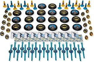 American Greetings Favor/Value Pack Batman Super Mega Party Supplies