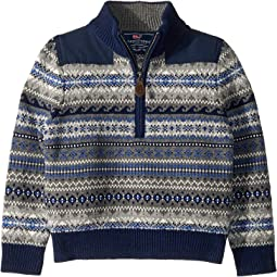 Shep Fair Isle Sweater (Toddler/Little Kids/Big Kids)
