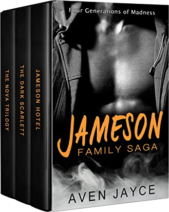 Jameson Family Saga: The Complete Series (6-Book Dark Romance Box Set)