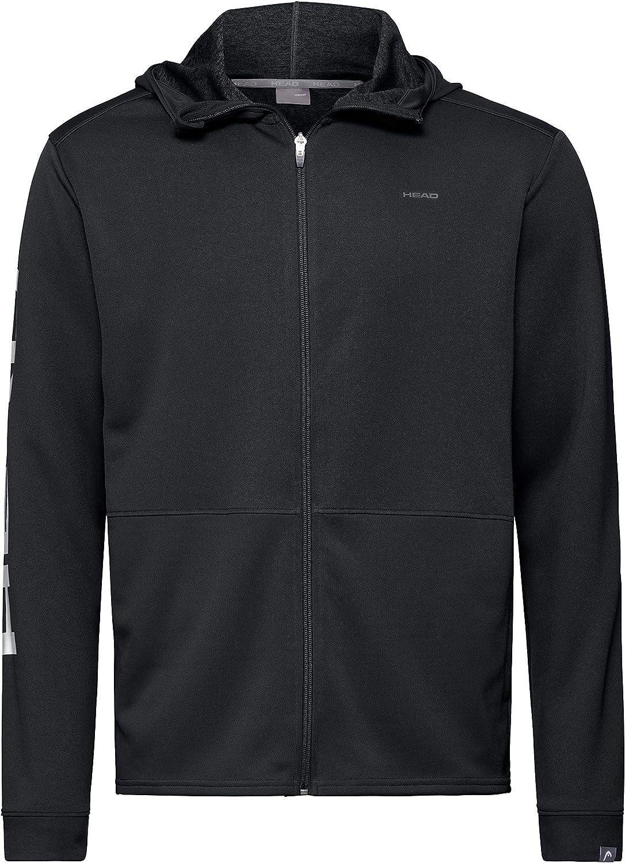 Sportbekleidung Tennis byom.it HEAD Herren Challenge Fz Hoody