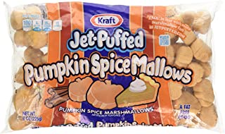 Kraft Jet-Puffed Pumpkin Spice Marshmallows, 8 Ounces