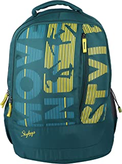 Skybags Bingo 02 32 Ltrs Teal Casual Backpack (Bingo 02)