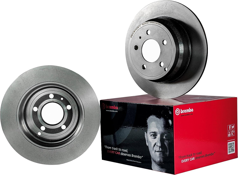 Brembo 09.B546.11 Denver Mall UV Coated Brake Regular discount Front Rotor Disc