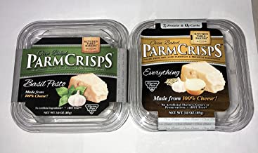 product image for KITCHEN TABLE PARM CRISPS- 2 PACK - 5 FLAVORS TO CHOOSE FROM (PESTO-EVERYTHING)