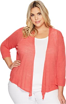 NIC+ZOE Plus Size 4-Way Cardy