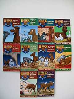Hank the Cowdog Series (10 Set) Vampire Cat, Bumblebee Sting, Moonlight Madness, Black-Hooded Hangman, Killer Tornado, Kidnapped Collie, Bone Monster, Mopwater Files, Vampire Sweeper, Haystack Kitties