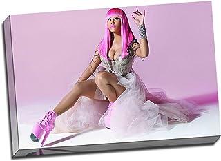 Póster de Nicki Minaj, 76,2 x 50,8 cm