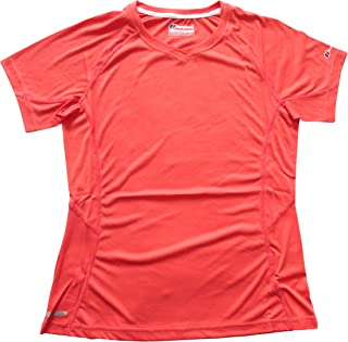 berghaus argentium tech tee base crew SS AF t shirt 420837N47 US 10 light pink