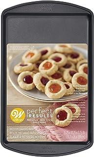 Wilton Baking Tray/Sheet, Perfect Results, Premium Non Stick Bakeware, 38.7 x 26cm (15 x 10in)