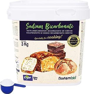 Bicarbonato de sodio Ecológico 3 Kg para Cocinar