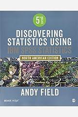 Discovering Statistics Using IBM SPSS Statistics: North American Edition: Includes Flash Drive Copertina flessibile