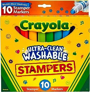10 ct. Ultra-Clean Washable® Emoji Markers