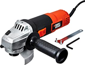 Black & Decker G720R 4-Inch/100mm 820-Watt Angle Grinder