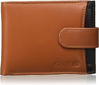 Camelio Tan Men's Wallet (CAM-BL-058)