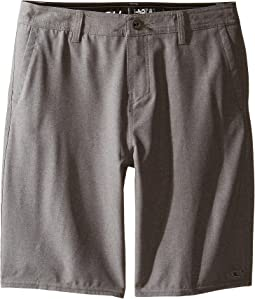 O'Neill Kids - Loaded Heather Hybrid Shorts (Big Kids)