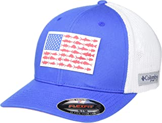 Unisex PFG Mesh Fish Flag Ball Cap