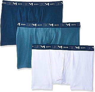 DIM Men's Boxers in Multicolour, Size: S