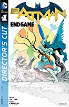 Batman (2011-2016): Endgame Director's Cut #1 (English Edition)