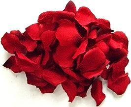 500 rote Rosen-Streu.Blüten-Blätter Hochzeit Geburtstag Party Tisch-Raum-Deko-vom Sachsen Versand