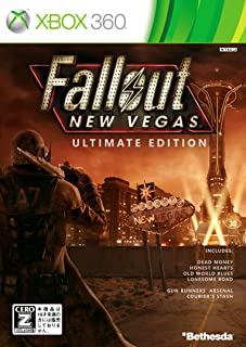Fallout: New Vegas Ultimate Edition【CEROレーティング「Z」】 - Xbox360