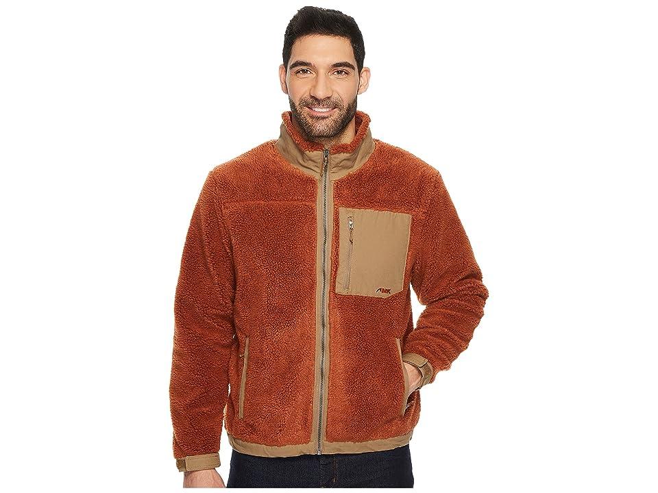 Mountain Khakis Fourteener Fleece Jacket (Brick) Men