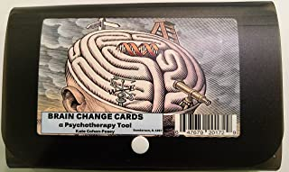 Brain Change Cards: A tool that helps people express difficult emotions; identify hidden resources, and dilute distress with neurochemistry.