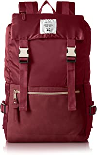 anello High Density Polyester Gold Buckle Backpack AT-B 1493 WI