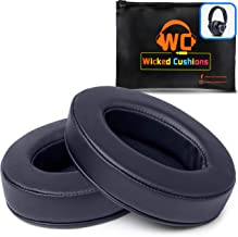 $21 » Wicked Cushions Upgraded ATH M50X Earpads - Compatible with Audio Technica M40X / M30X / M20X / M50XBT / HyperX Cloud & Cloud 2 / SteelSeries Arctis 3/5 / 7 / 9X & Arctis Pro Wireless/Stealth 600
