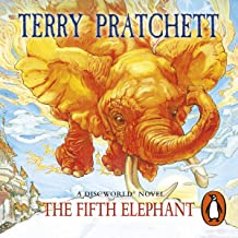 The Fifth Elephant: Discworld, Book 24