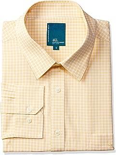 All Men's Checkered Regular Fit Formal Shirt
