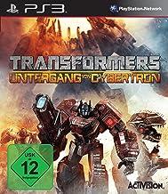 Transformers: Untergang von Cybertron [Importación alemana]